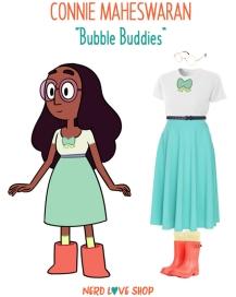 Steven Universe's Connie Costume