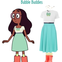Steven Universe's Connie Costume