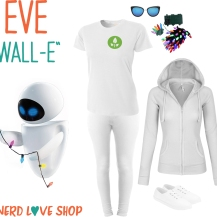 WALL-E's EVE Easy Costume