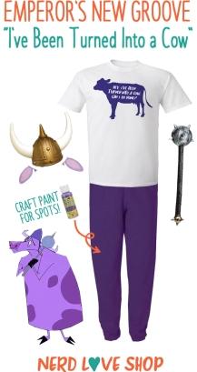 Emperor's New Groove Costume
