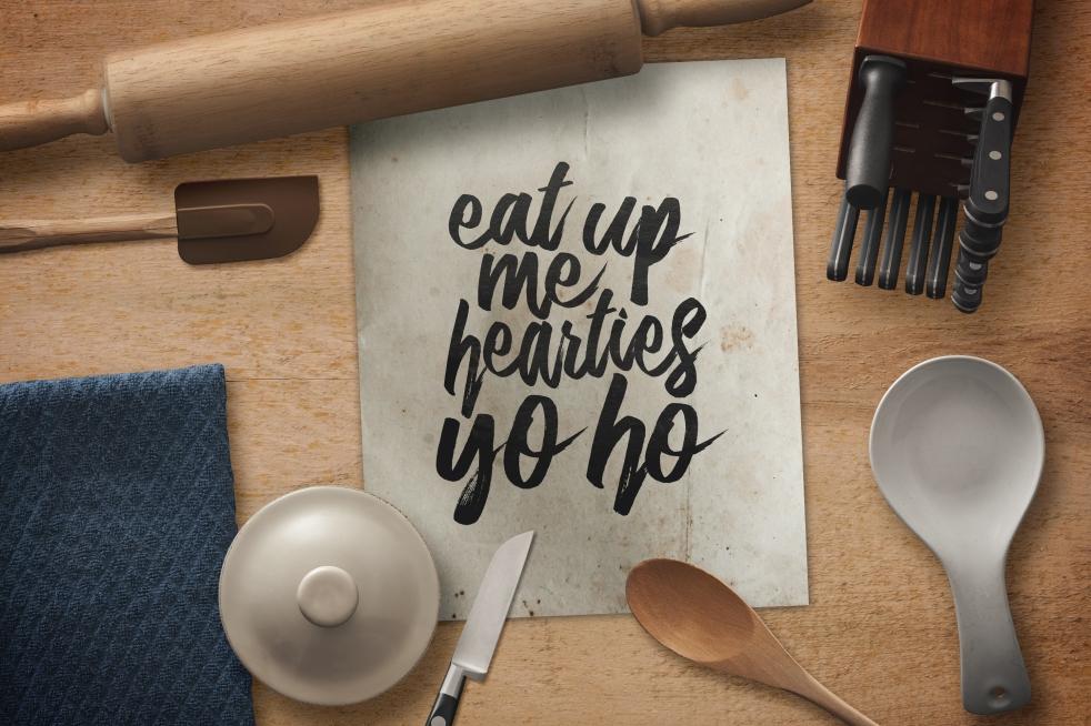 Freebie Friday #20: Eat Up, Me Hearties, Yo Ho – Nerd Love ...