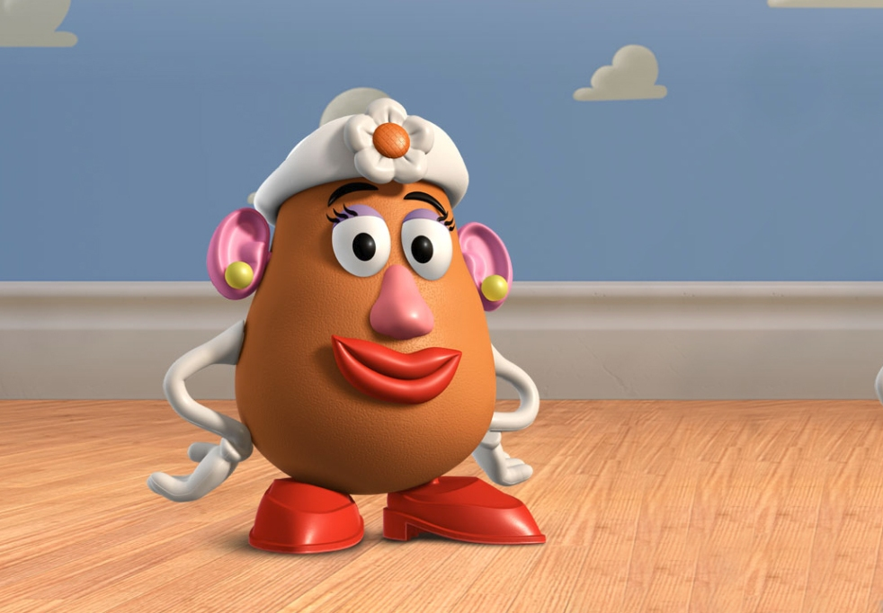 Image result for mrs potato head