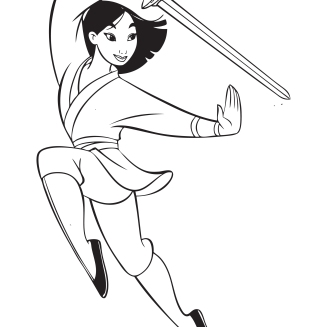 NerdLoveShop_ColoringPage_Mulan