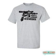 """""""Nerf Herder"""" T-Shirt"""